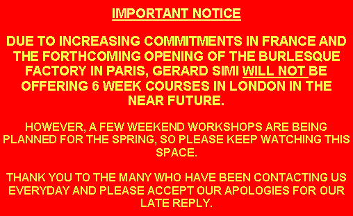 Text Box: IMPORTANT NOTICE